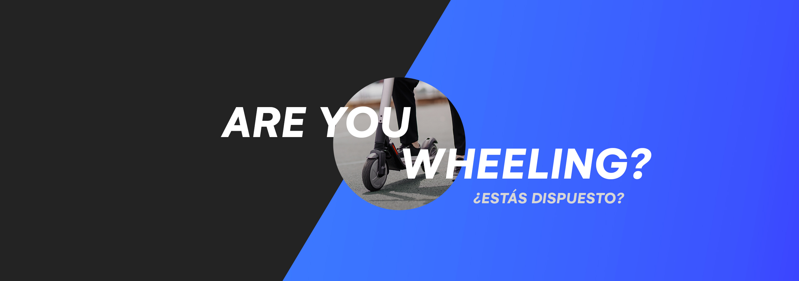 Are you Wheeling?